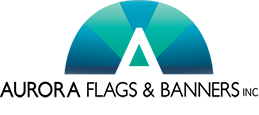Aurora Flags & Banners Inc. Logo