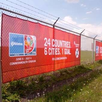 Fence Banners & Fence Wraps