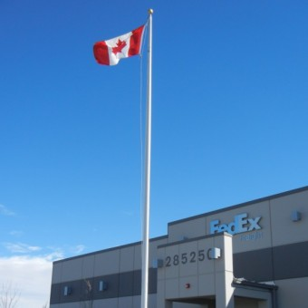 Flag Poles & Hardware