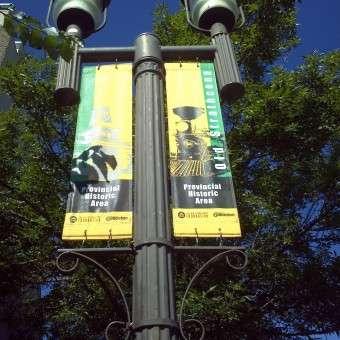 Grande Prairie Custom Street Banners