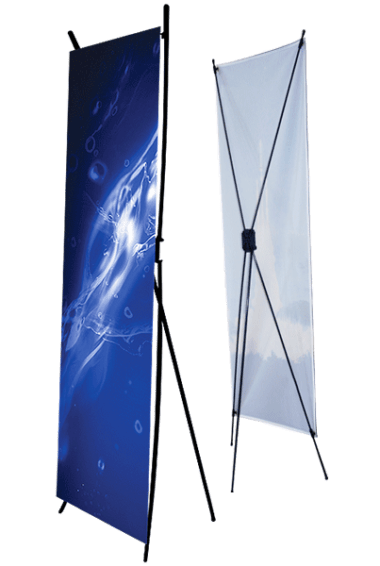 banner display Edmonton Aurora Flags
