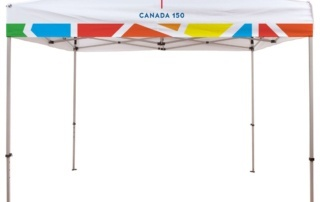 Canada 150 Canopy tents