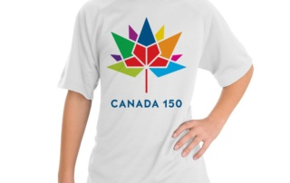 Canada 150 t-shirts available here