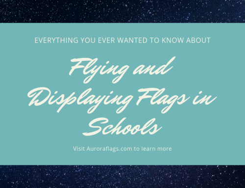 Flying and Displaying Flags in Schools