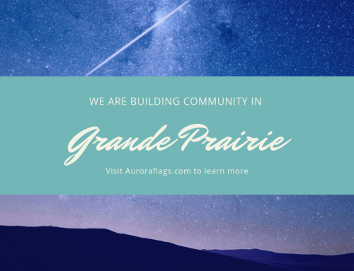 Building Community in Grande Prairie