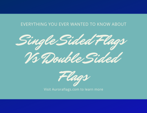 Single Sided Flags Vs Double Sided Flags