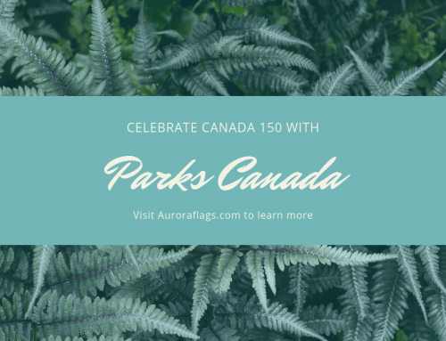 Parks Canada Canada 150 Banners
