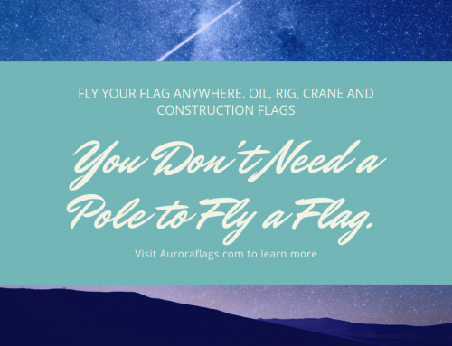 Fly your flag anywhere: Oil, Rig and Construction Flags
