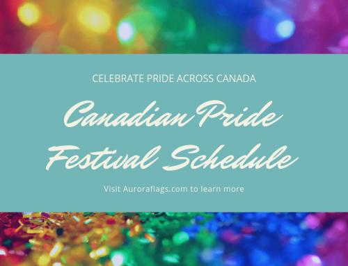 Pride Canada Schedule 2019