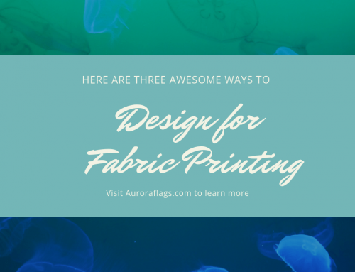 Three Tips For Designing For Fabric Printing.